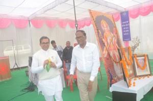 BRAJESH BHAI WITH CDO BHADOHI